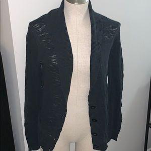 Mossimo Supply Co. Sweaters - Black cardigan